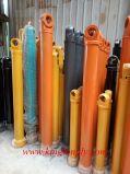 Cilindro de aceite de cilindro hidráulico para excavadoras