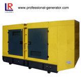 Cummins accionó el generador diesel silencioso refrigerado por agua 150kVA