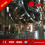 Fabriqué en Chine 1000L Industrial Steam Vacuum Alcohol Distillation Equipment