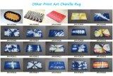 Altas estera de baño del Chenille del arte de la impresión de Desity/manta/alfombra antideslizantes