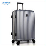 Junyou leichter Carry-on Spinner 24 '' PC hartes Shell-Gepäck