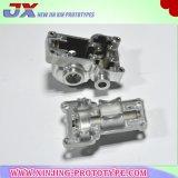 Kundenspezifische Aluminiumbewegungsersatzteile/Qualität CNC-maschinell bearbeitenteile