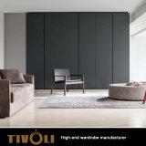 デザイナーマットの黒いワードローブの単位Tivo-0051hw