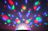 DJ 디스코 헤드 빛 LED 선잠기 빛이 LED 효력에 의하여 점화한다