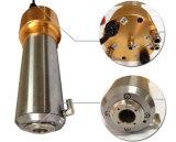 Asse di rotazione raffreddato ad acqua di Hqd Hanqi 2.2kw per la macchina ISO20 (GDL80-20-24Z/2.2) di CNC