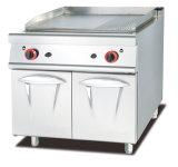 ホテルのためのオーブンの供給が付いている商業ガスの固体上の範囲