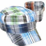 O tampão militar, algodão lavou o tampão, tampão da forma, tampão do lazer, chapéu militar
