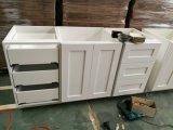 Кухонный шкаф кухни твердой древесины