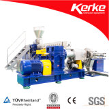 Plastik-Gerät Belüftung-Kabel-materieller doppelter Stadiums-Extruder