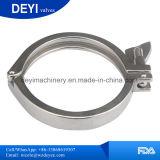 Metalen kap van de Klem van Triclover van de Montage van het Roestvrij staal van China de Hygiënische