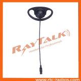 Вспомогательное оборудование наушников для двухстороннего Radio Talkie Walkie