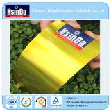 Respetuoso del medio ambiente de alto brillo caramelo en polvo amarillo decoración del aerosol Recubrimiento en Polvo