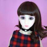 Muñeca japonesa esquelética verdadera del amor de las muñecas el 100cm del sexo para los hombres