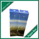 Chocolat Blanc Alimentation Grade Top et Bottom Box (FP7067)