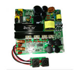 Pa-Systeem klasse-D de Digitale PRO AudioModule van de Versterker van de Macht van PCB Professionele