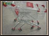 60 litres de budget de chariot Mjy-60b-PU à supermarché