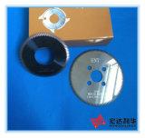 Alta dureza del carburo de tungsteno Hoja de sierra de disco de corte de acero