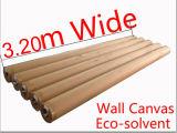 Lona solvente ancha estupenda de la pared de la inyección de tinta del poliester de Eco