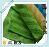 Pacote de material misto de toalha de limpeza de microfibra