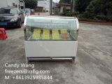 Ice Lolly Display Gabinete / Popsicles Showcase / Ice Stick Display Freezers (CE)