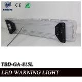 Nieuwe LEIDENE van de Dekking van het Aluminium van het Ontwerp Lightbar met Super Heldere SMD LEDs (tbd-GA-815L)