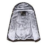La plus défunte couche Coton-Ajoutante de camouflage de Winetr pour les hommes et des femmes