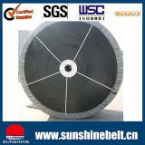Nastro trasportatore di gomma (cavo di CC/NN/EP/PVC/PVG/Steel) per estrazione del carbone, porte, metallurgia