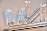 Штанги шестиугольных или восьмиугольника светлого направляющего выступа труб и гомогенизировать оптически