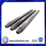 Précision colorée anodisée télescopant la tuyauterie/pipe en aluminium