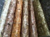 Het hoogwaardige Milieuvriendelijke Natuurlijke Behang Wallcovering van de Textuur voor de Slaapkamer van het Hotel