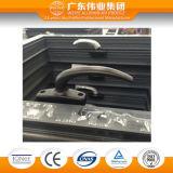 Ventana de aluminio del marco del aislante, insonoro y antirrobo