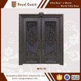 Puerta del panel/puerta de aluminio del perfil/puerta de entrada principal