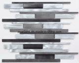 Алюминиевые плитки мозаики Matel кроют плитки черепицей Aalrrs1002 стены ванной комнаты Backsplash кухни украшения