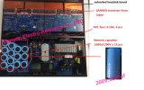 DSPのDSP1500高い発電4X1500WラインアレイSubwooferのアンプ