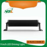 12 barra fuori strada LED di Jk 4WD SUV Jimny del Wrangler della barra chiara di azionamento di pollice 72W LED fuori dalla barra chiara di azionamento della strada