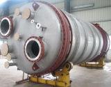 Het Verwarmen van de Stoom van het roestvrij staal Autoclaaf