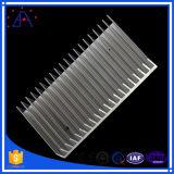 Proveer de varios tamaños perfil personalizado de aluminio