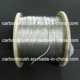 카본 브러쉬를 위한 공급 고품질 카본 브러쉬 구리 철사 또는 주석으로 입힌 철사
