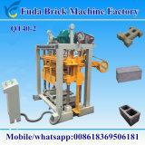 De hand qt40-2 Kleine Met elkaar verbindende Machine van het Blok Habiterra/de Machine China van de Baksteen van de Betonmolen