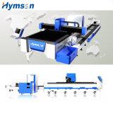 Máquina de estaca alta tecnologia do laser da fibra do CNC para o aço de carbono