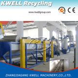 PlastikRecycing Maschine/Haustier-Flasche, die Waschmaschine für Faser-Grad aufbereitet