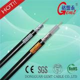 Gemt Manufactural en fil coaxial (RG6)