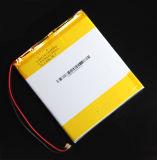 [3.7ف] عنصر ليثيوم بوليمر بطاريات [12000مه] إثنا عشر ألف ملّي أمبير [لرج كبستي] بطارية عالميّة 9093105