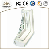 Venta caliente UPVC Windows colgado superior