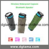 옥외 운동 자전거 Bluetooth4.0 스피커 5200mAh 힘 은행 스피커