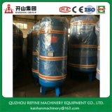 1000L 13bar Q345-Rの炭素鋼の空気圧縮機タンク
