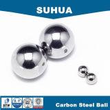 ISO, bolas de acero grandes de carbón de la esfera del metal de la BV 45m m