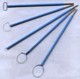 Beschikbaar Electrosurgical Potlood, de Elektrode van de Vorm van het Blad