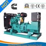6 potência Diesel Genset do cilindro 100kVA Cummins