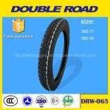 Alto rendimiento, larga vida 3.00 neumático 3.25-16 del neumático de 17 motocicletas